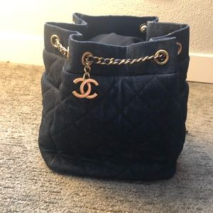 b738c7e5 Women Chanel Denim Tote Bag on Poshmark